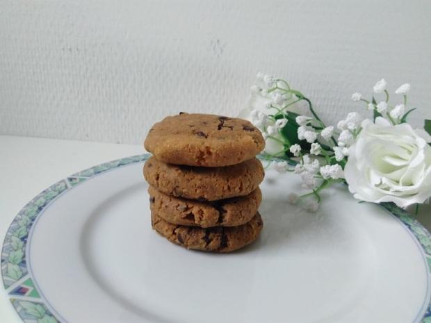 Vegan Erdnuss cookies (2)
