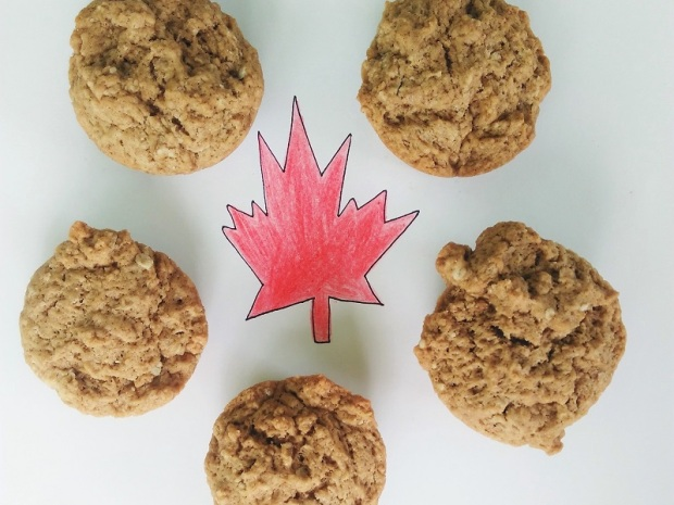 Maple Syrup Oatmeal Muffins (1)