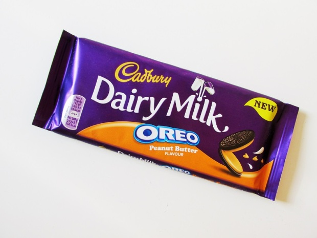Cadburry Dairy Milk Oreo Peanut Butter (1)