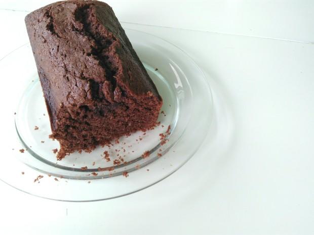 Chocolate Coconut cake1