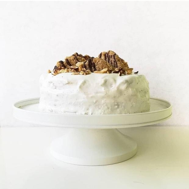 Birthday Cookie Chocolate Coconut Cake (1)
